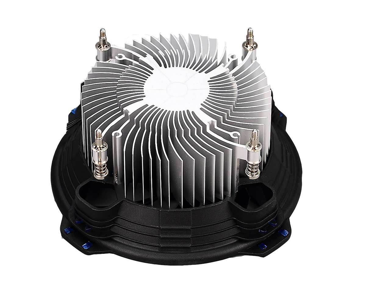 Id Cooling Dk 03 Halo Intel Blue Cpu Cooler Tg 11 Product